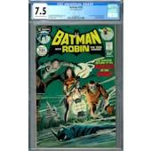 Batman #235 CGC 7.5 (C-OW) *2037693011*