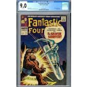 Fantastic Four #55 CGC 9.0 (W) *2037702012*