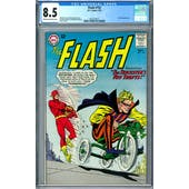Flash #152 CGC 8.5 (C-OW) *2037702013*