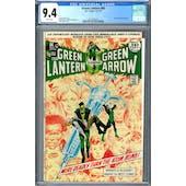 Green Lantern #86 CGC 9.4 (W) *2037702018*