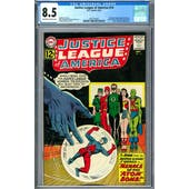 Justice League of America #14 CGC 8.5 (OW-W) *2037703001*