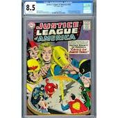 Justice League of America #29 CGC 8.5 (W) *2037703003*