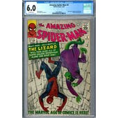 Amazing Spider-Man #6 CGC 6.0 (OW) *2041396012*