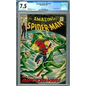 Amazing Spider-Man #71 CGC 7.5 (OW) *2042131002*