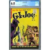 G.I. Joe #44 CGC 6.0 (C-OW) *2042674002*