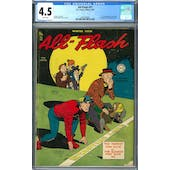 All-Flash #21 CGC 4.5 (W) *2042674005*
