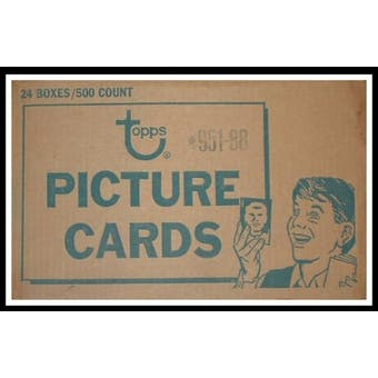 1988 Topps Baseball Vending 24-Box Case