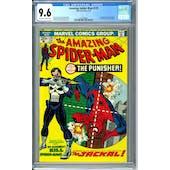 Amazing Spider-Man #129 CGC 9.6 (OW-W) *2042788001*