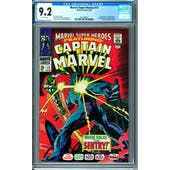 Marvel Super-Heroes #13 CGC 9.2 (W) *2042789001*