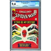 Amazing Spider-Man #31 CGC 9.4 (OW) *2042789002*