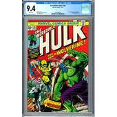 Incredible Hulk #181 CGC 9.4 (W) *2042789003*