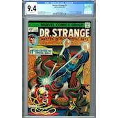 Doctor Strange #1 CGC 9.4 (W) *2046737009*