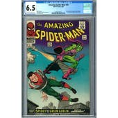 Amazing Spider-Man #39 CGC 6.5 (OW-W) *2046737013*