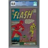 Flash #139 CGC 4.0 (OW) *2046739002*