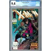 Uncanny X-Men #266 CGC 9.4 (W) *2048597001*