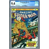 Amazing Spider-Man #133 CGC 9.4 (W) *2048598002*