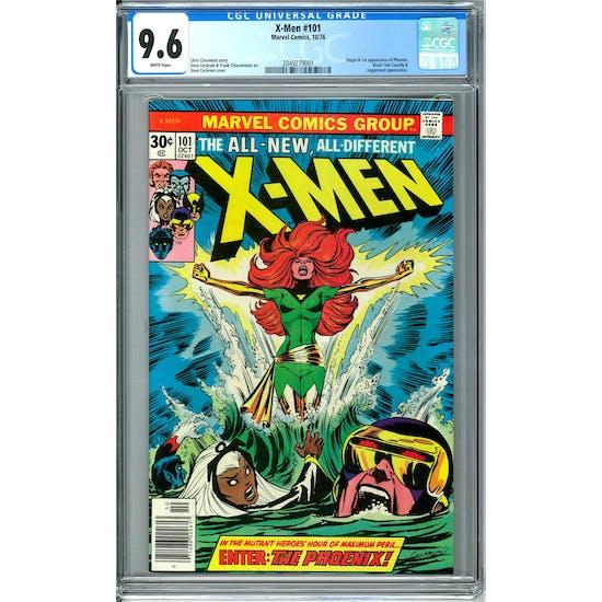 X-Men #101 CGC 9.6 (W) *2049279001*