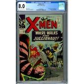 X-Men #13 CGC 8.0 (OW-W) *2049280009*