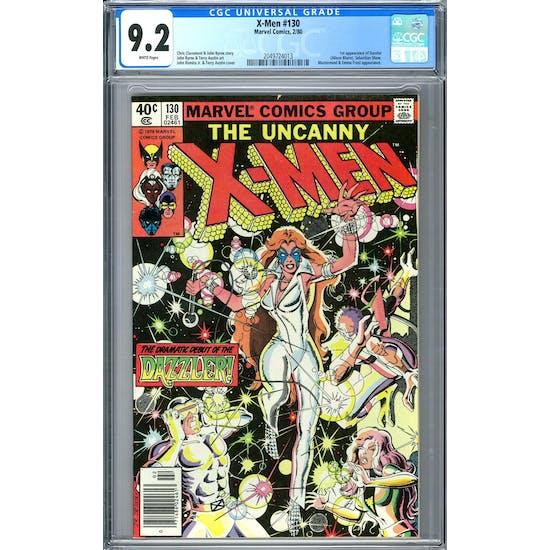 X-Men #130 CGC 9.2 (W) *2049724013*