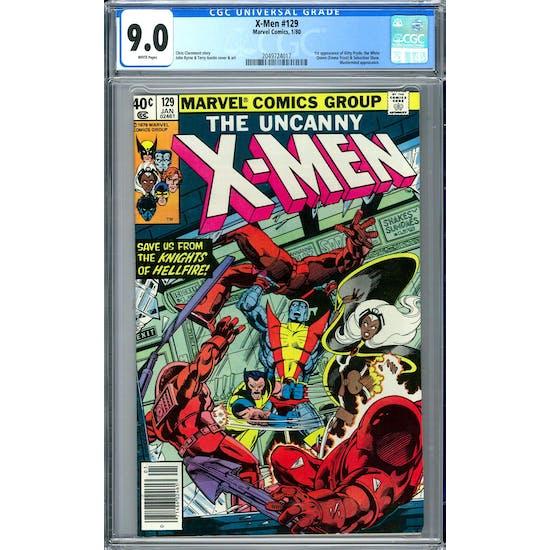 X-Men #129 CGC 9.0 (W) *2049724017*