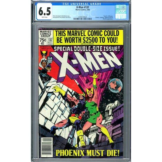 X-Men #137 CGC 6.5 (W) *2049724020*
