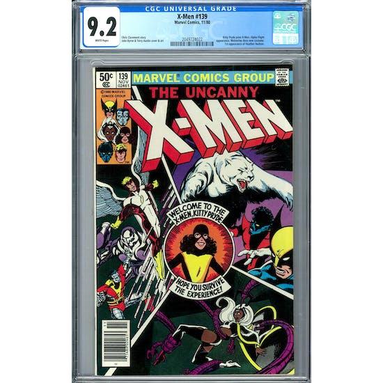 X-Men #139 CGC 9.2 (W) *2049724022*