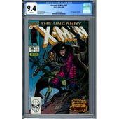 Uncanny X-Men #266 CGC 9.4 (W) *2049725003*