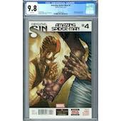 Amazing Spider-Man #4 CGC 9.8 (W) *2049742002*