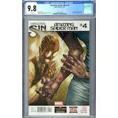 Amazing Spider-Man #4 CGC 9.8 (W) *2049742003*