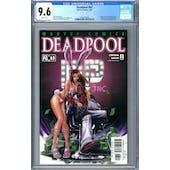 Deadpool #65 CGC 9.6 (W) *2049742006*