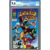 Marvel Super-Heroes #v2 #8 CGC 9.6 (W) *2049742010*