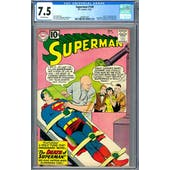 Superman #149 CGC 7.5 (OW) *2049931002*