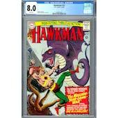 Hawkman #12 CGC 8.0 (W) *2049931010*