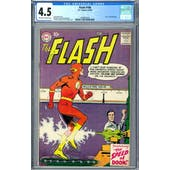 Flash #108 CGC 4.5 (OW-W) *2049931019*