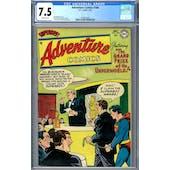 Adventure Comics #180 CGC 7.5 (OW) *2049932003*