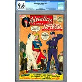 Adventure Comics #419 CGC 9.6 (OW-W) *2049932004*