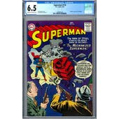 Superman #116 CGC 6.5 (C-OW) *2049932023*