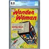 Wonder Woman #127 CGC 8.0 (OW-W) *2049932024*