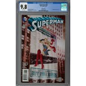 Superman #43 CGC 9.8 (W) Variant Cover *2050787018*