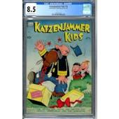 Katzenjammer Kids #16 CGC 8.5 (OW-W) *2051447017*