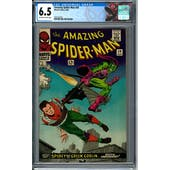 Amazing Spider-Man #39 CGC 6.5 (OW-W) *2052333001*