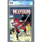 Wolverine #3 CGC 9.8 (W) *2052606007*