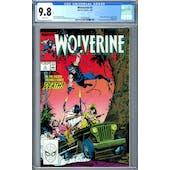Wolverine #5 CGC 9.8 (W) *2052606009*