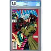 X-Men #24 CGC 9.8 (W) *2052799020*