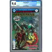 Teen Titans #12 CGC 9.4 (W) *2054326002*