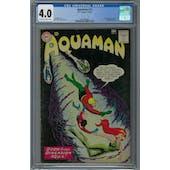 Aquaman #11 CGC 4.0 (OW-W) *2054344003*