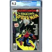 Amazing Spider-Man #194 CGC 9.2 (OW-W) *2054345002*