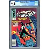 Amazing Spider-Man #252 CGC 9.2 (W) *2054345003*