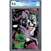 Batman: The Killing Joke #nn CGC 9.6 (W) *2054345008*