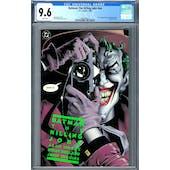 Batman: The Killing Joke #nn CGC 9.6 (W) *2054345012*